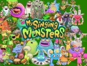 """Big Blue Bubble's """"My Singing Monsters"""""""
