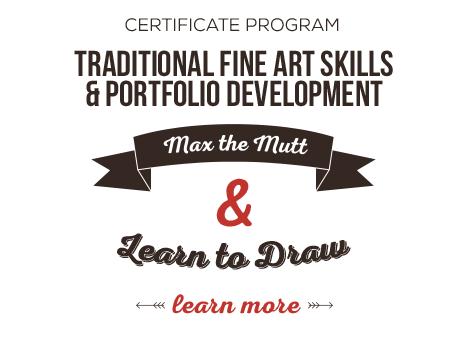Certificate Program: Traditional Fine Art Skills & Portfolio Development