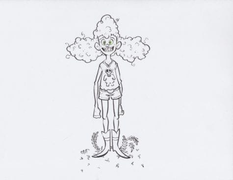 Caleb Macleod art