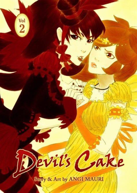 Angeline Mauri Devils Cake Vol2