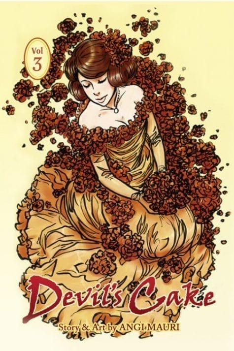 Angeline Mauri Devils Cake Vol3