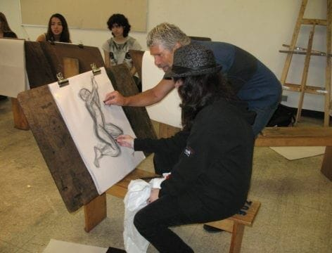 Learn valuable life drawings with our Introduction To Creative Industries Foundations Program available online