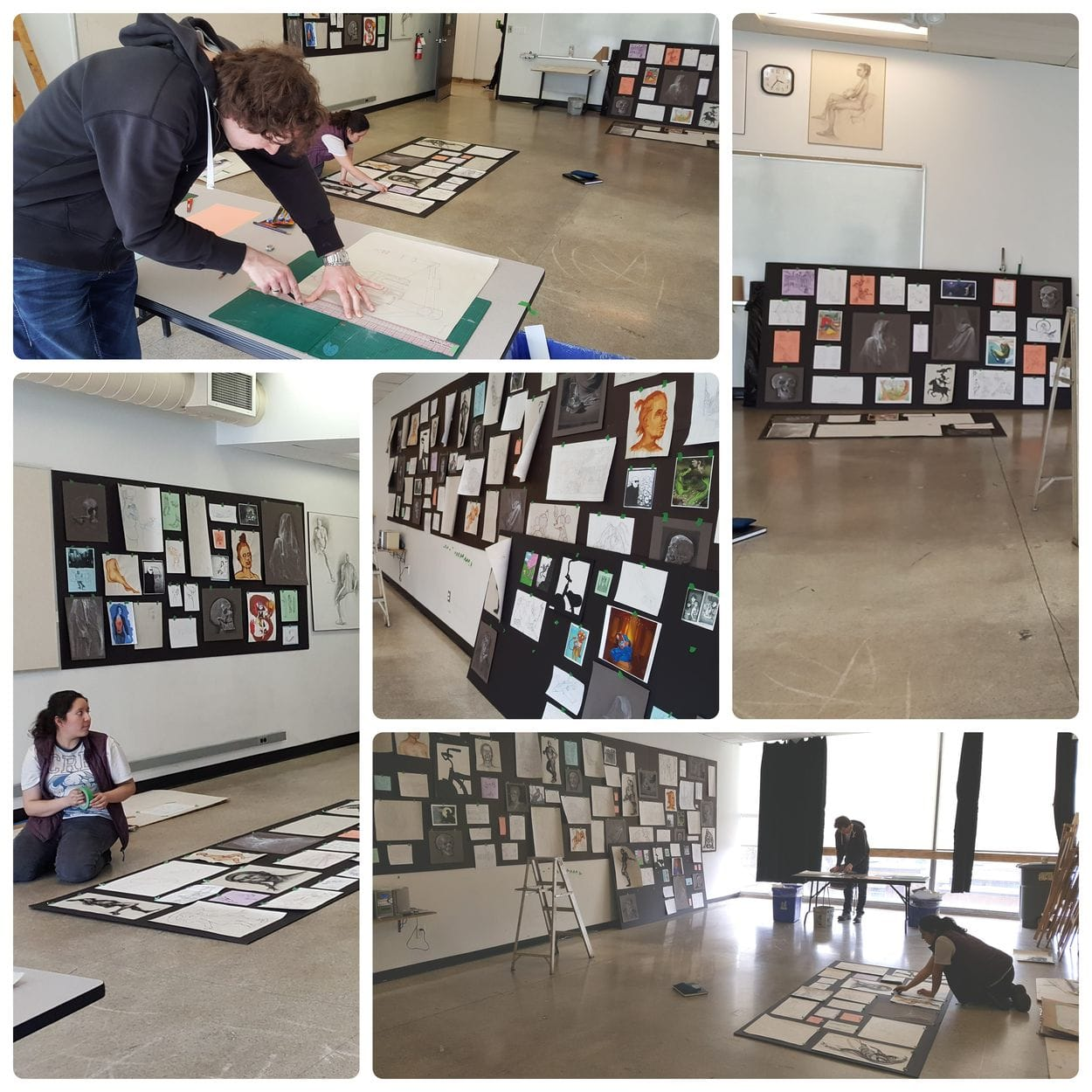 First Year Student Art Show