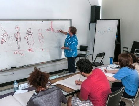 Benefits of camps and workshops in art this summer | Max the Mutt