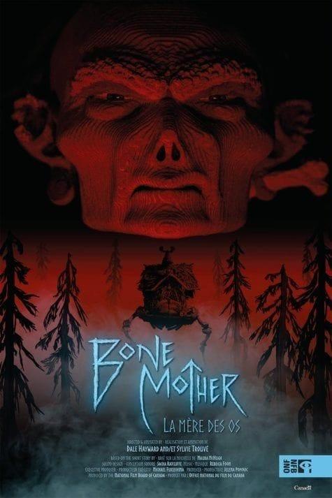 BONE MOTHER Halloween