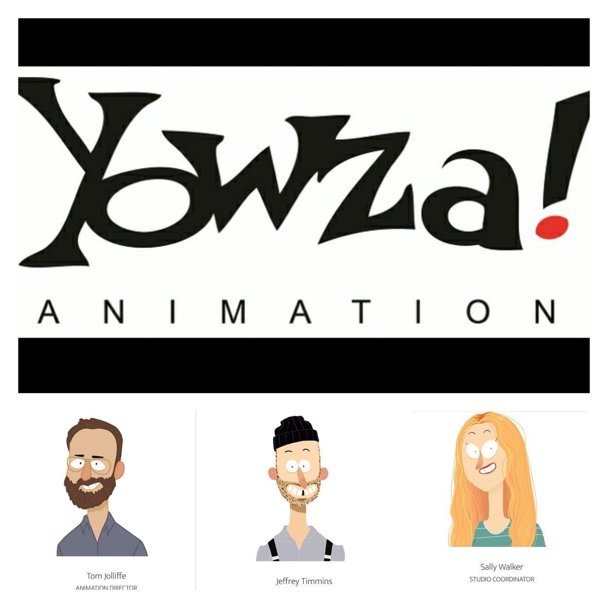 Yowza! Animation visit Feb 22/19
