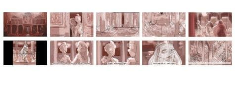 Angelic Scott storyboard 3