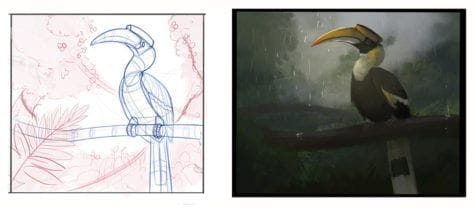 Lorne Butler_Animal Drawing_CA 3