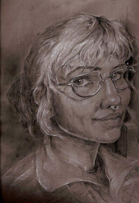 Robyn Somers Self Portrait