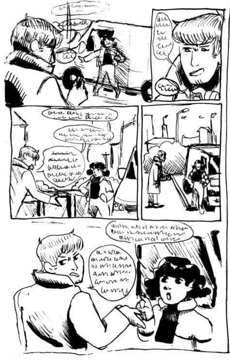 Mariana Fernandes_Graphic Novel Writing _ Illustration_SA3_pg4