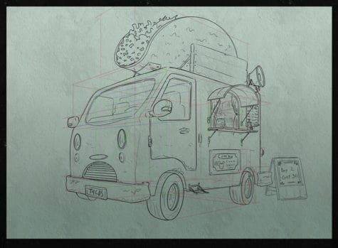 Taco_sketch Patrick Teixeira