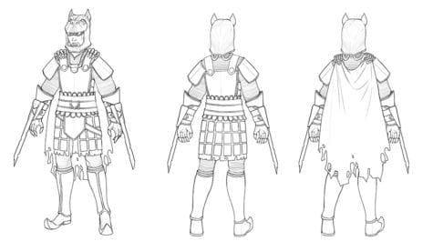 Kristiyan Bechev armor jin