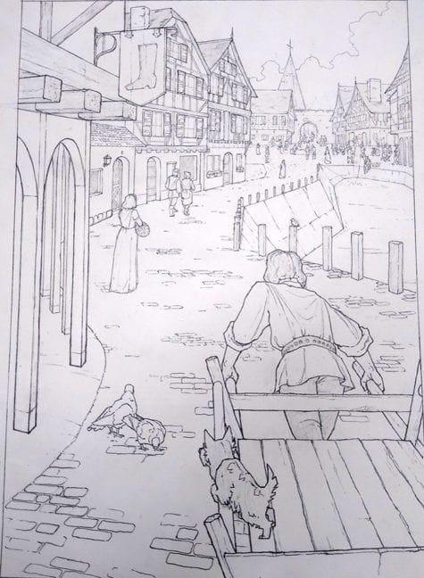Donna Johnson Illustration