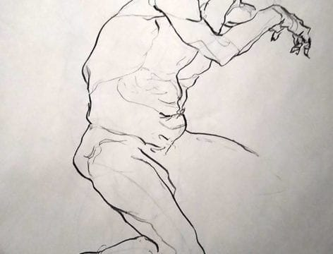 Donna Johnson Life Drawing