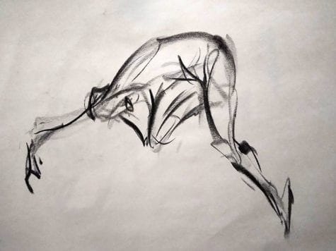 Donna Johnson Life Drawing