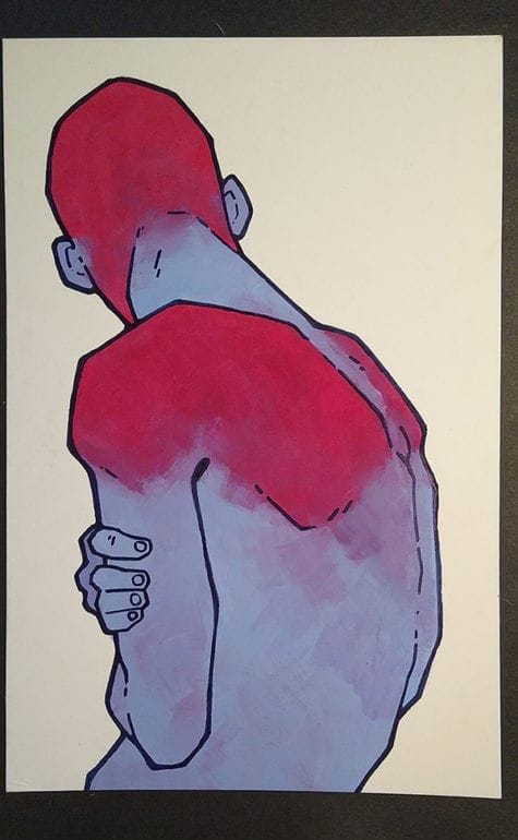 Donna Johnson Figure painting