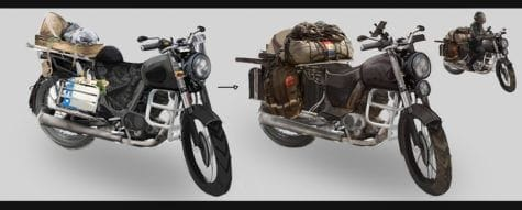 CA4_(Lorne Butler)_Concept Design Final_LaraCroftBike