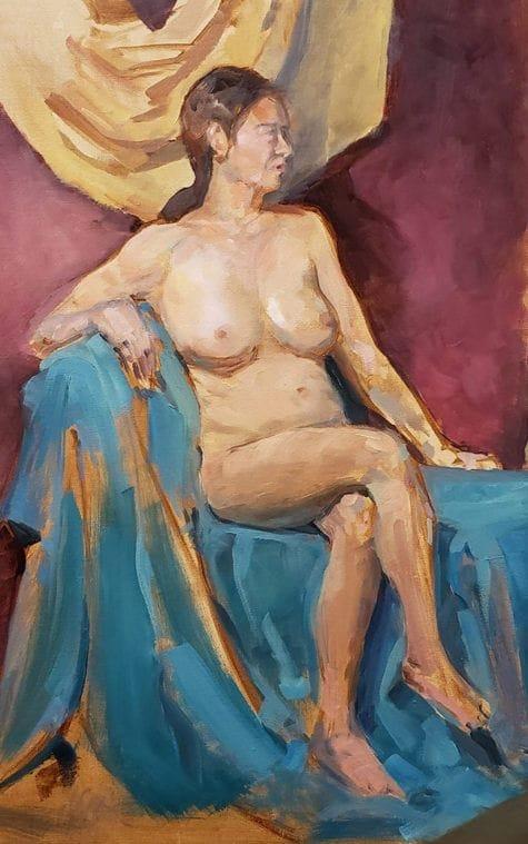 Kristiyan Bechev_Figurative Painting_CA 3