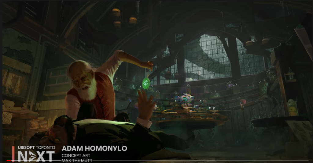 Adam Homonylo - 2019 Ubisoft Toronto NEXT - 2nd place Finalist