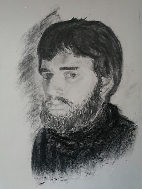 Raahem Alvi Self Portrait