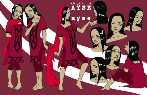 Raahem Alvi Stage 3 Hand-In- Character Sheet